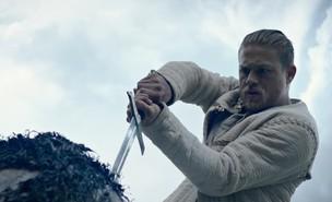 """""""קינג ארתור: אגדת החרב"""" (צילום: mako)"""