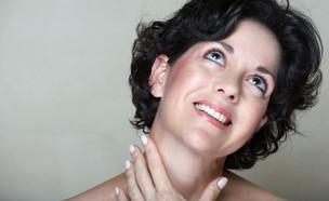 קמטים בצוואר (צילום: Luba V Nel, Shutterstock)