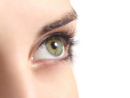 עין של אישה