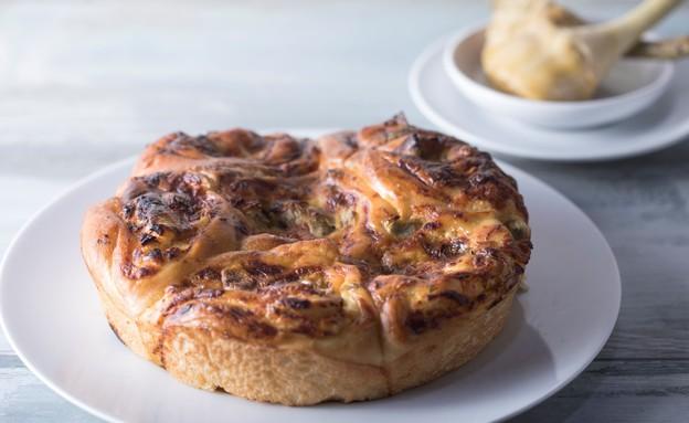 מאפה גבינות וארטישוק, דניאל לילה (צילום: דניאל לילה,  יחסי ציבור )
