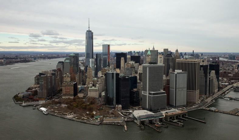 ניו יורק (צילום: Andrew Burton, GettyImages IL)