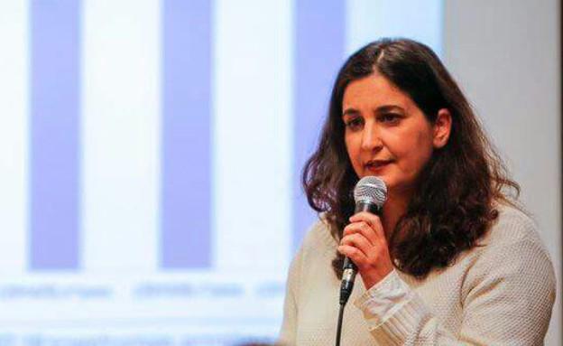 שירלי רימון ברכה (צילום: יחסי ציבור, עיריית תל אביב יפו)