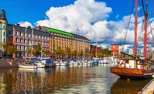 הלסינקי פינלנד (צילום: Shutterstock)