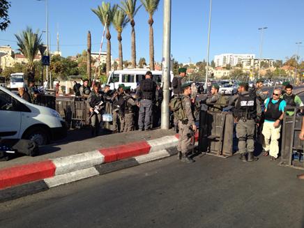 יום זעם בירושלים (ארכיון) (צילום: שלמה מור)
