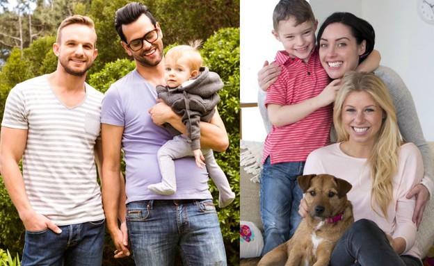 משפחות גאות (צילום: Shutterstock)