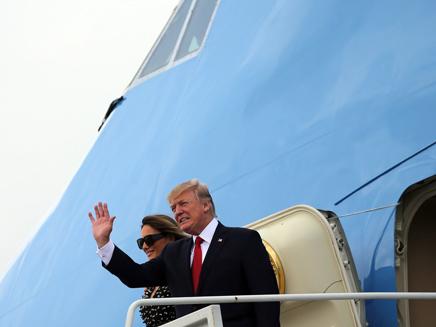 המדריך המלא לביקור טראמפ (צילום: רויטרס)