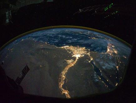 הנילוס בסכנה