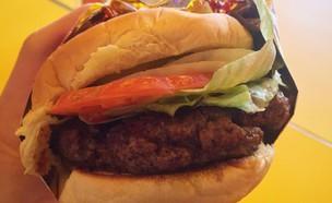מסעדת ההמבורגרים Lucky's Famous Burgers בניו יורק (צילום: יחסי ציבור)