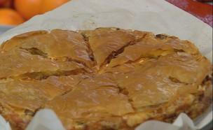 מאפה גבינה של רן שמואלי (צילום: בני בכר, תוצרת ישראל)