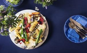 קרם פולנטה (צילום: דניאל לילה, אוכל טוב)