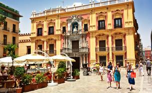 מלאגה, ספרד (צילום: יחסי ציבור)