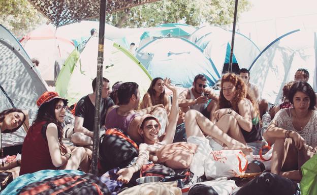 פסטיבל יערות מנשה (צילום: רוני לוין - חדי אוזן,  יחסי ציבור )