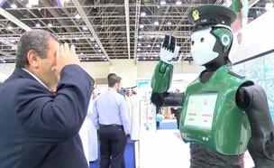 שוטר רובוט מדגם Reem של PAL Robotics (צילום: יחסי ציבור)