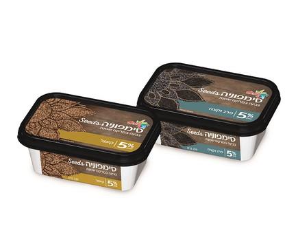 סימפוניה seeds 5% בטעמי קצח ופרג וקימל, שטראוס