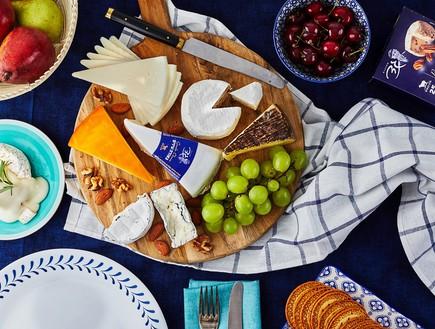 פלטת גבינות גד - האירופאית