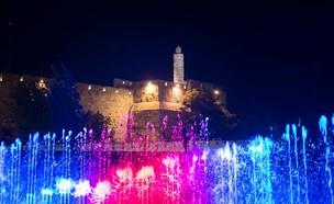 פסטיבל האור ירושלים (צילום: יחסי ציבור)