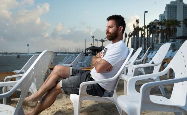 עומר מילר (צילום: יונתן בלום)