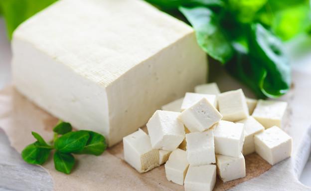 גבינה טבעונית (צילום: iprachenko, Shutterstock)