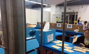 חשד לזיופים בבחירות להסתדרות (צילום: חדשות 2)
