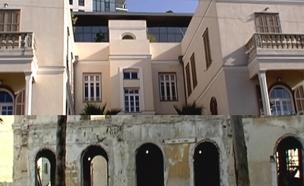 מחורבה - לבית מפואר בעיצוב רטרו (צילום: חדשות 2)