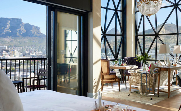 מלון סילו קייפטאון (צילום: יחסי ציבור)