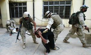 לוחמים אמריקאים בעיראק (צילום: Oleg Nikishin, GettyImages IL)