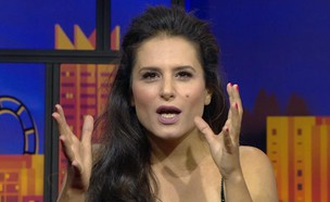 מירי מסיקה בראיון (צילום: מתוך היום בלילה, שידורי קשת)