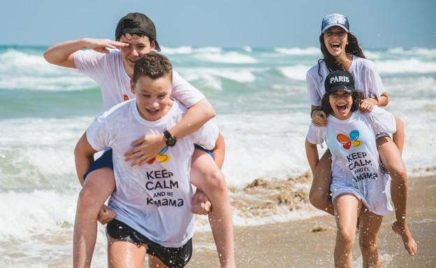 קימאמה גלים (צילום: ברק ברינקר)