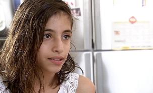 ילדה (צילום: חדשות 2)