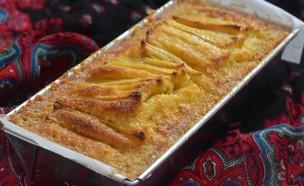 עוגת תפוחים של חן ואלון (צילום: חן ואלון קורן, אוכל טוב)
