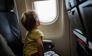 חלון של מטוס (צילום: יחסי ציבור)
