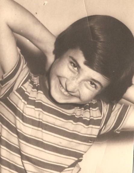 רון פדר בצעירותה