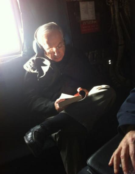 פוליטיקאים קוראים ספרים