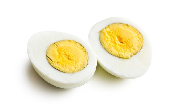 ביצים קשות (צילום: Jiri Hera, Shutterstock)