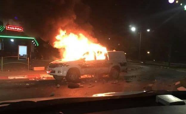 המהומות בכפר קאסם, הלילה