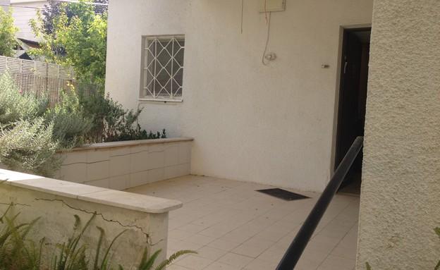 סטודיו וי, לפני (צילום: צילום ביתי)