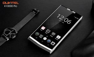 סמארטפון Oukitel K10000 Pro (צילום: Oukitel)