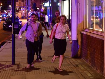 בהלה בלונדון אחרי הפיגוע
