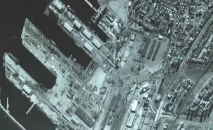 """התמונות של """"אופק"""" מהחלל (צילום: אופק 11)"""