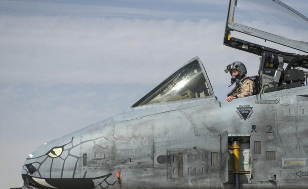 """המלחמה של ארצות הברית בדאע""""ש (צילום: יחסי ציבור)"""