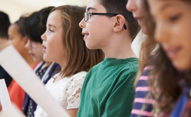 ילדים שרים (צילום: SpeedKingz, Shutterstock)