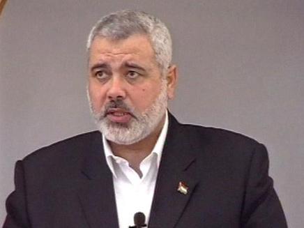 ראש הלשכה המדינית של חמאס. הנייה