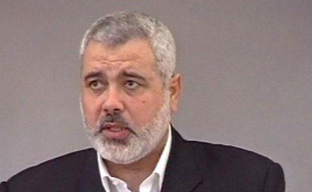 ראש הלשכה המדינית של חמאס. הנייה (צילום: חדשות 2)