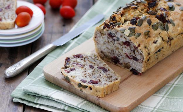 לחם בירה מהיר (צילום: נטלי לוין, אוכל טוב)