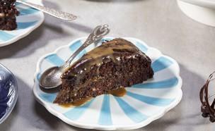 עוגת שוקולד מהירה (צילום: אסף אמברם, אוכל טוב)