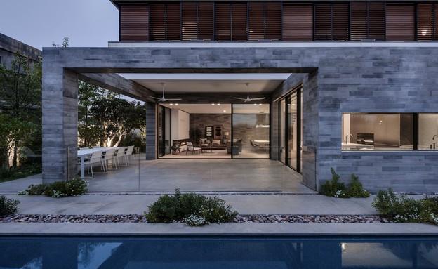 סמט אדריכלים, חוץ (11) (צילום: עודד סמדר)