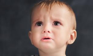 ילד בוכה (צילום: Valeriya Anufriyeva, Shutterstock)