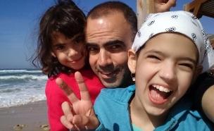 המלחמה הקשה של ההורים לילדים חולי סרטן (צילום: באדיבות המשפחה)