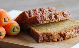 עוגת גזר  (צילום: nickichen, Shutterstock)