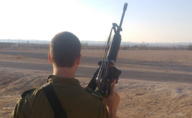 חייל (צילום: צילום פרטי)